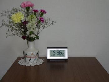 岡山の弁護士丸野法律事務所の置き時計